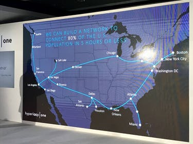 How Realistic Is This Hyperloop One Future Map of the U.S.?