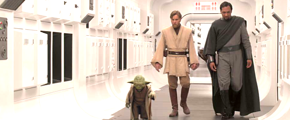 Okay. Listen up Bail: top priority here is a retirement plan for me and Yoda.