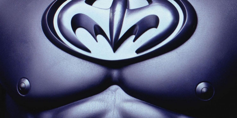 Batman's nipples.