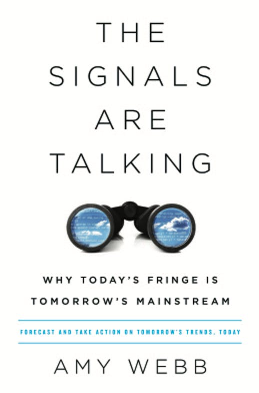 the signals are talking cover