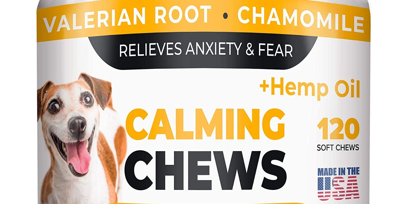 Pawesome Hemp Calming Treats for Dogs