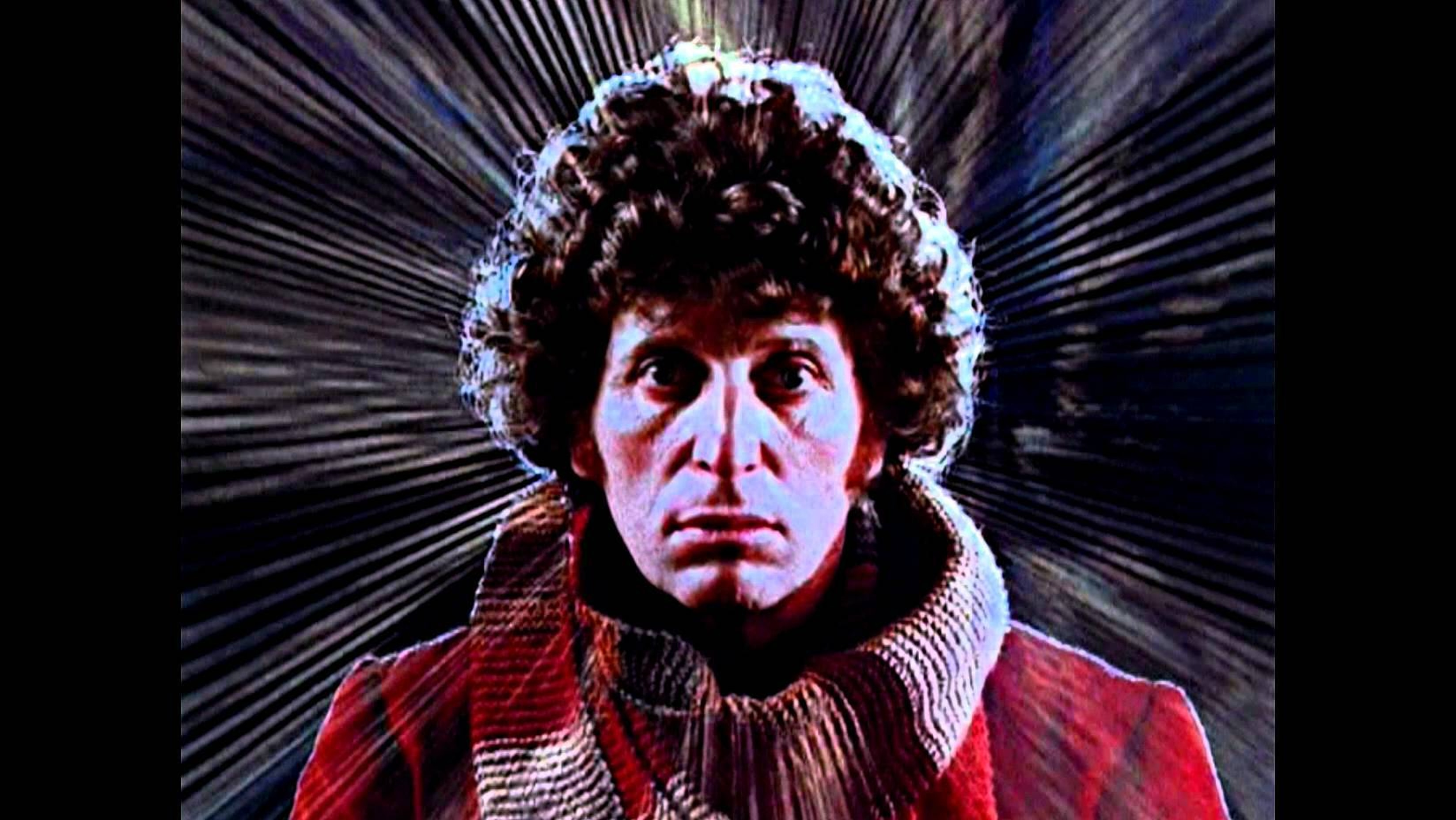 It's Tom Baker!  Your favorite 'Doctor Who' actor!