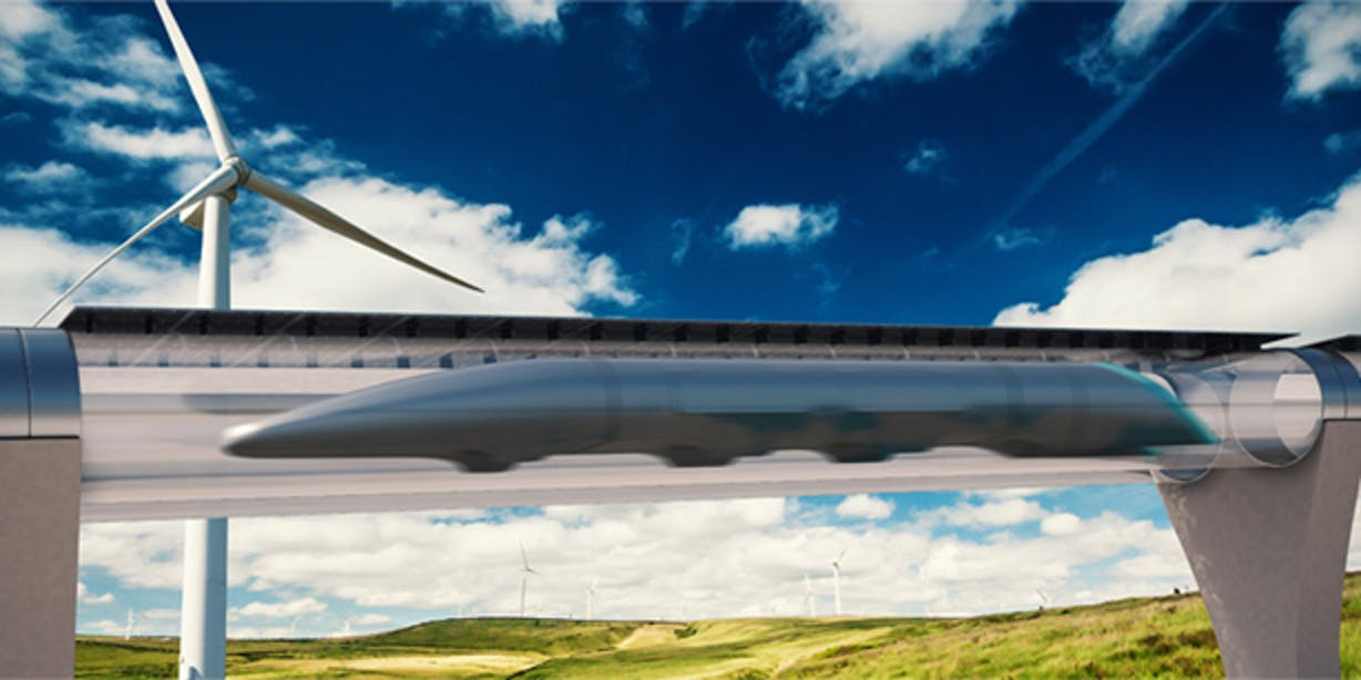 Hyperloop competition is heating up.
