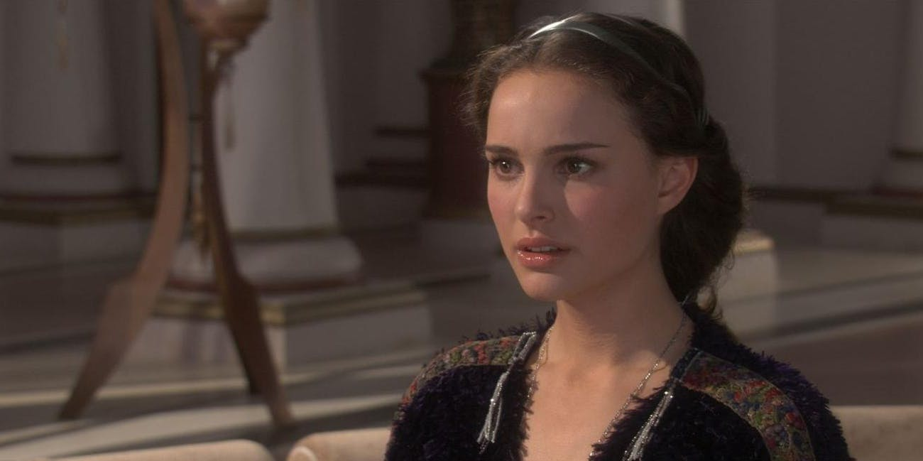 Padmé's end was almost quite a bit different.