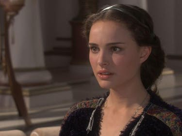 'Revenge of the Sith' Almost Had Natalie Portman Pull a Knife