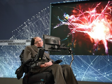 Chill Out, Stephen Hawking: Aliens Probably Won't Kill Us