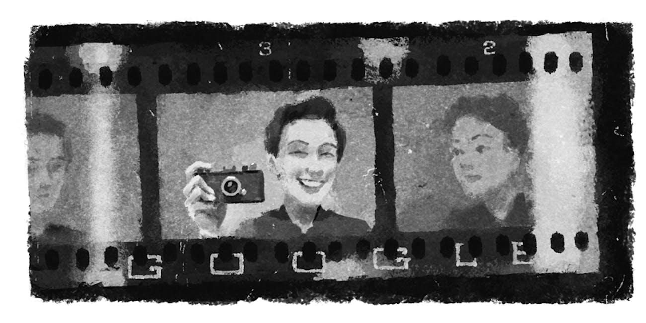 Gerdo Taro Google Doodle