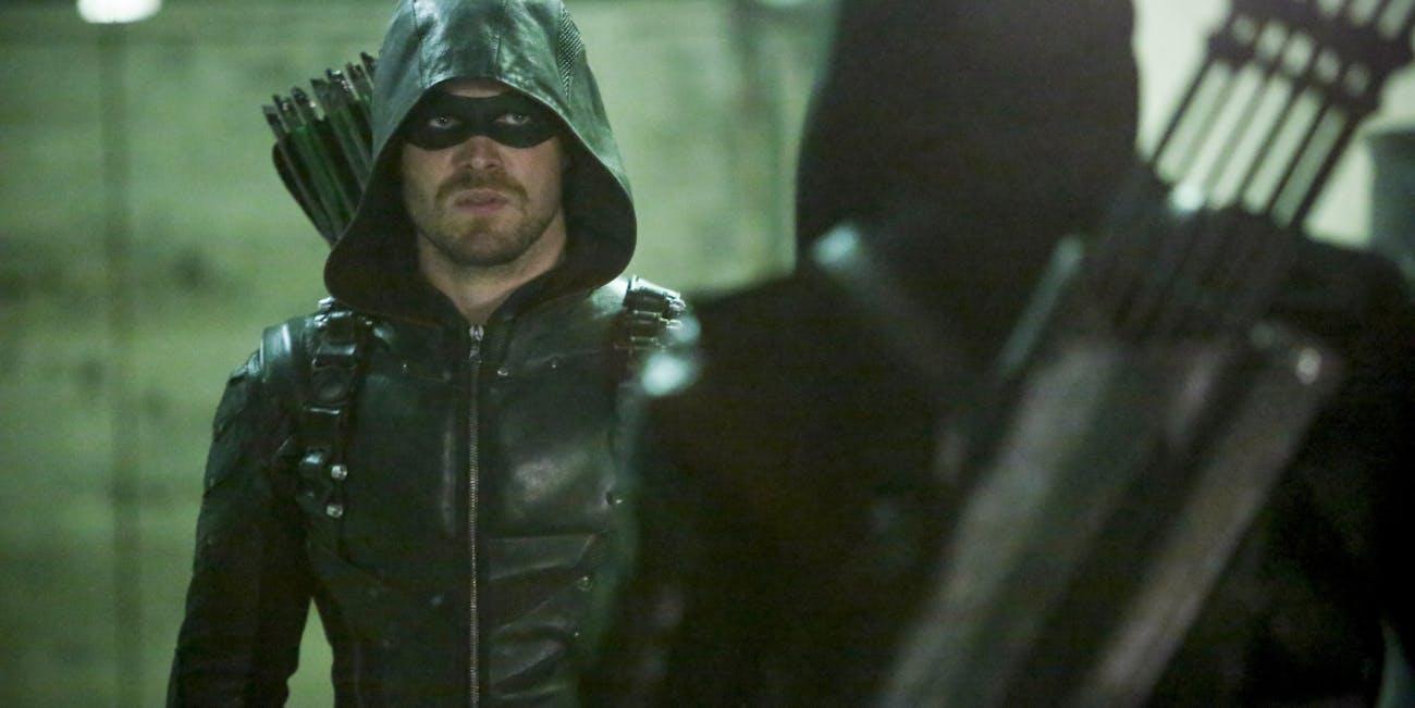 Arrow Prometheus Season 5
