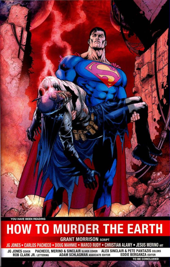 Batman Final Crisis