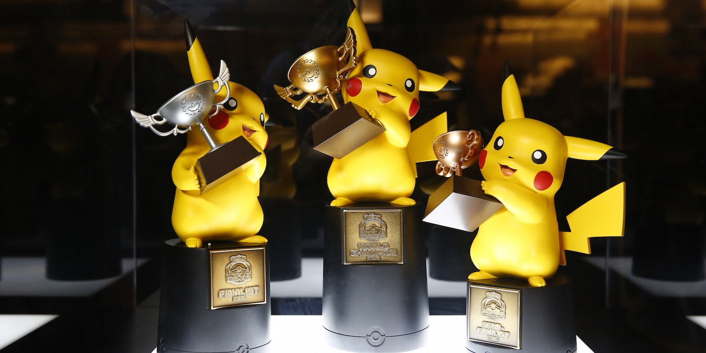Competitive Pokemon
