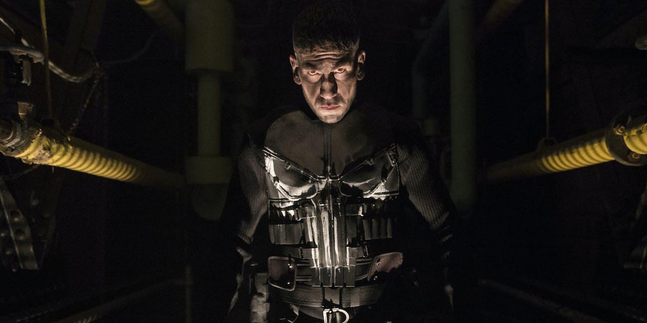 Netflix Punisher Jon Bernthal