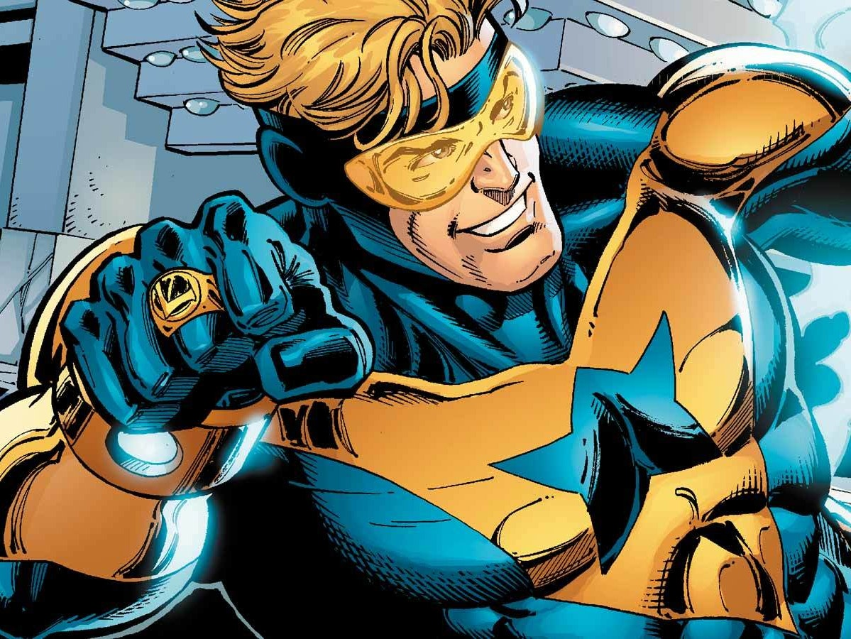 Your Guide To Booster Gold On DC's 'Legends of Tomorrow'