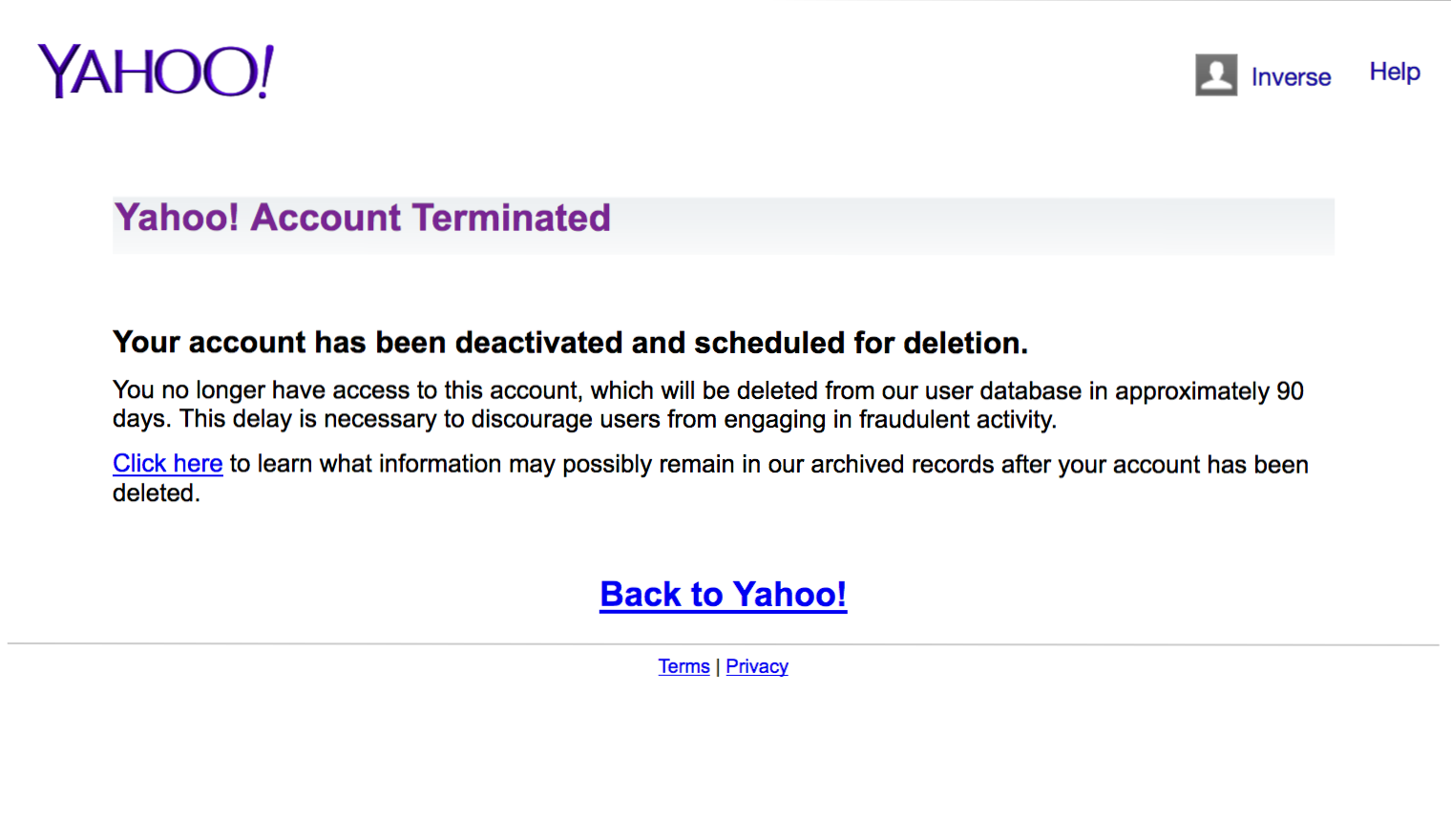 Was Your Yahoo Account Hacked? Here's the Easiest Way to Delete A