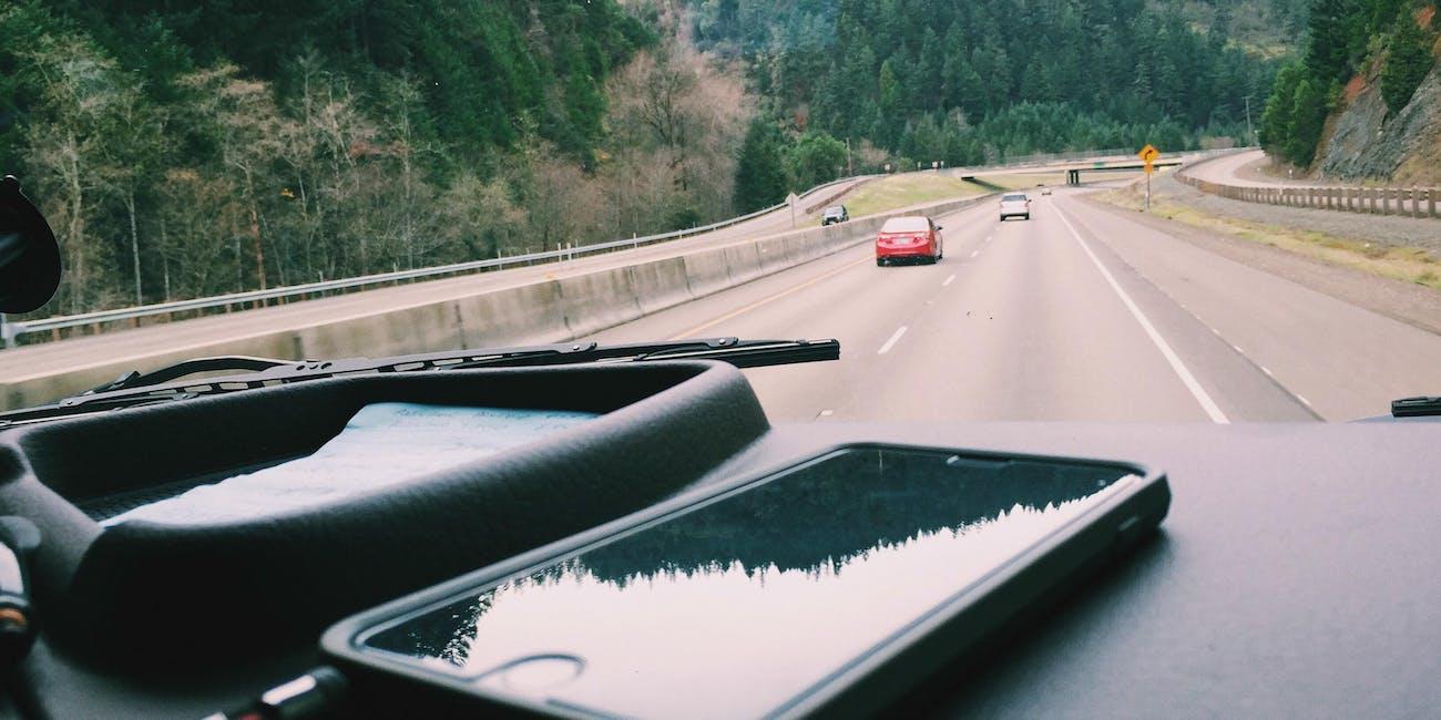 iPhone Car Charging