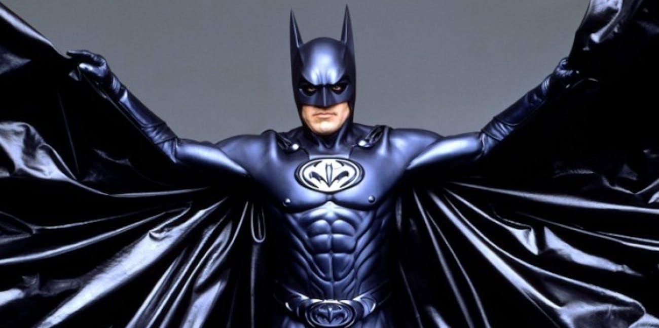 Batman Joel Schumacher Nipples