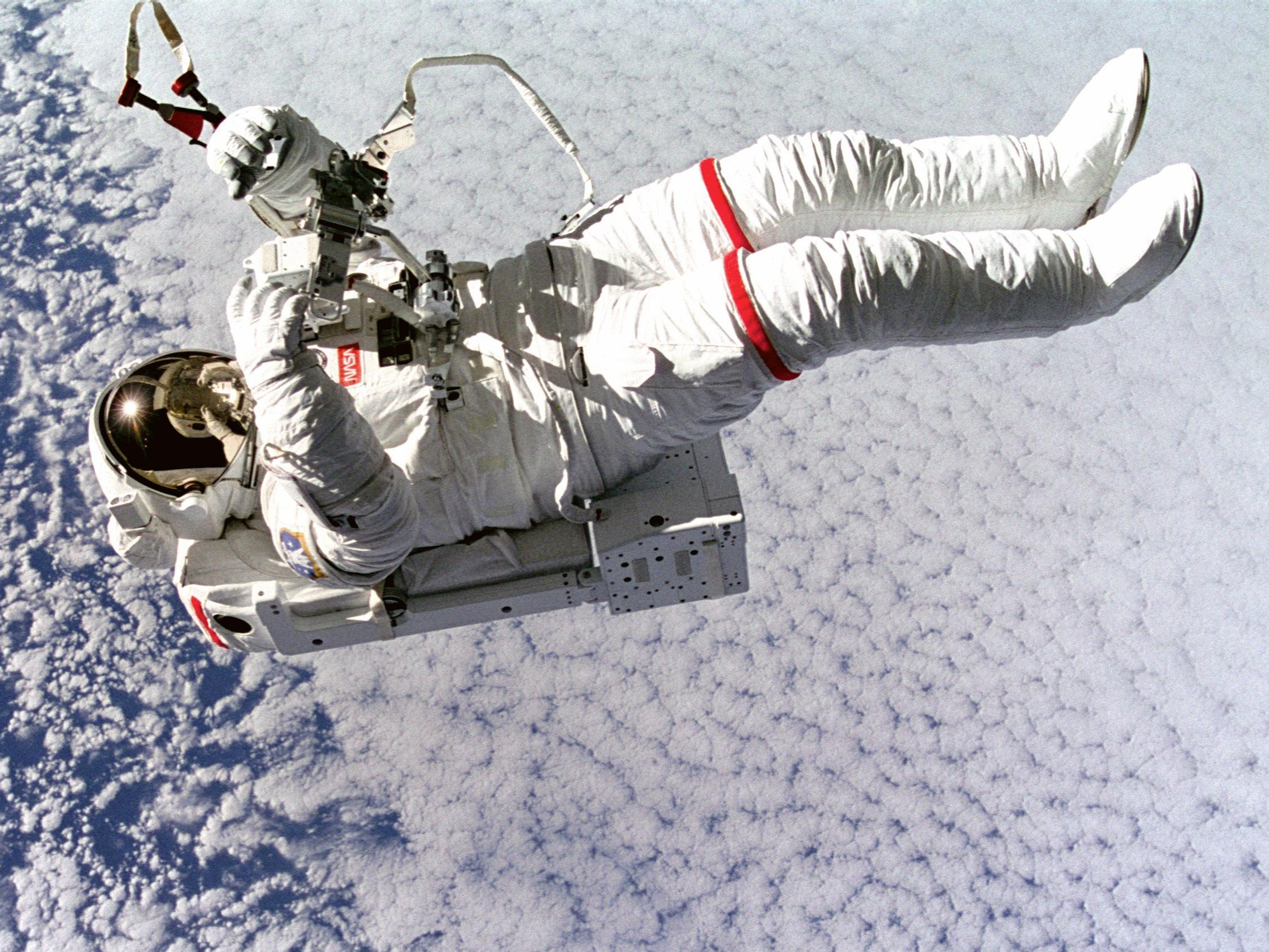 Remember: NASA Starts Accepting Astronaut Applications in a Week