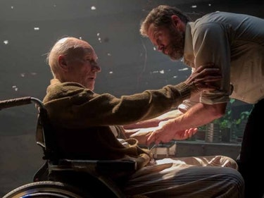 Baldness Study Forces Us to Question Professor X's Height
