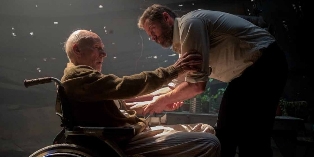 A new study on baldness suggest that it'd make a lot more sense for Professor X to be short.