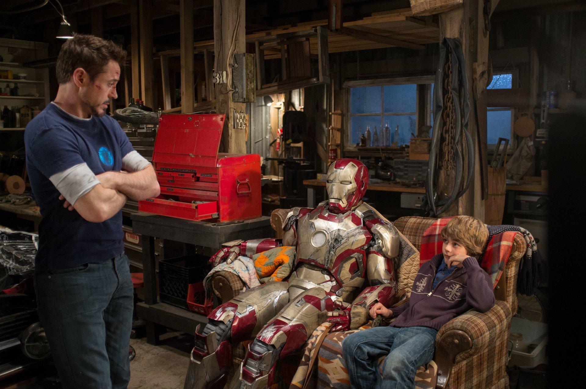 Avengers: Endgame': Harley Keener/Ty Simpkins Cameo Teases