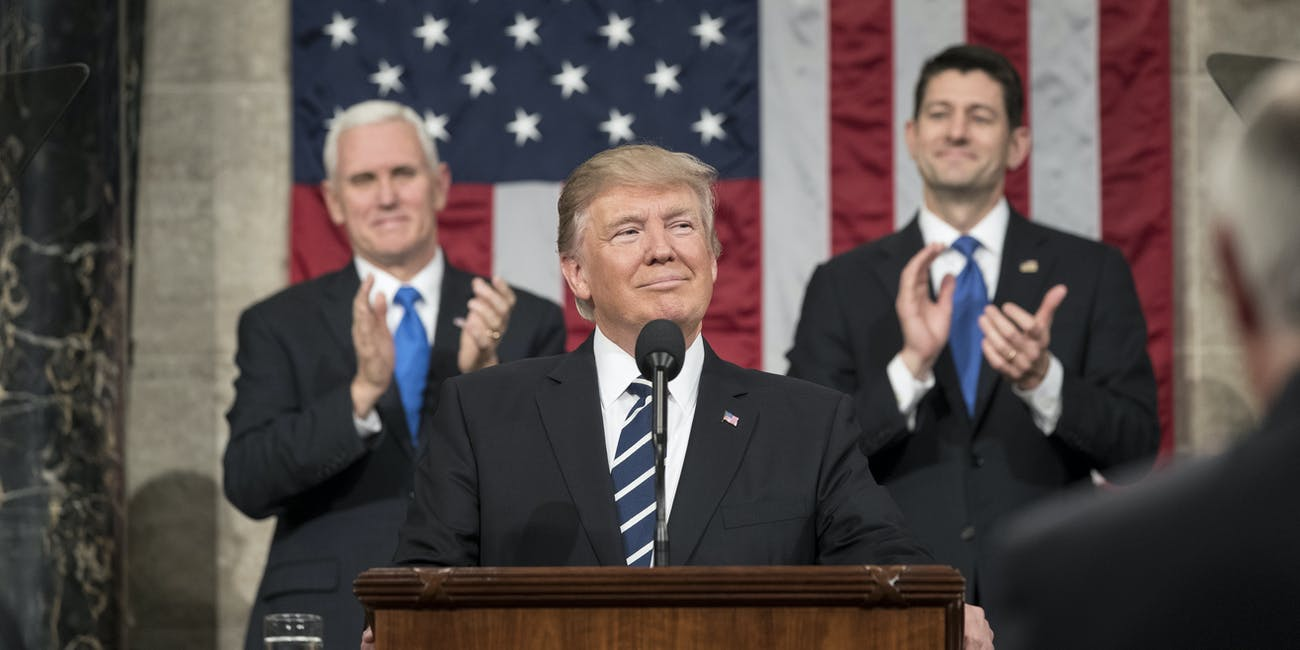 President Trump's First 100 Days- 18 (34252546021)