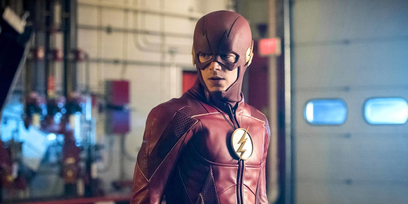Nice new suit Barry!