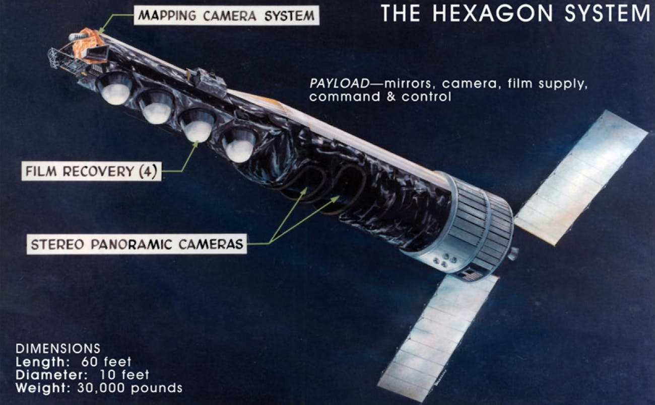 satellites, glacier images