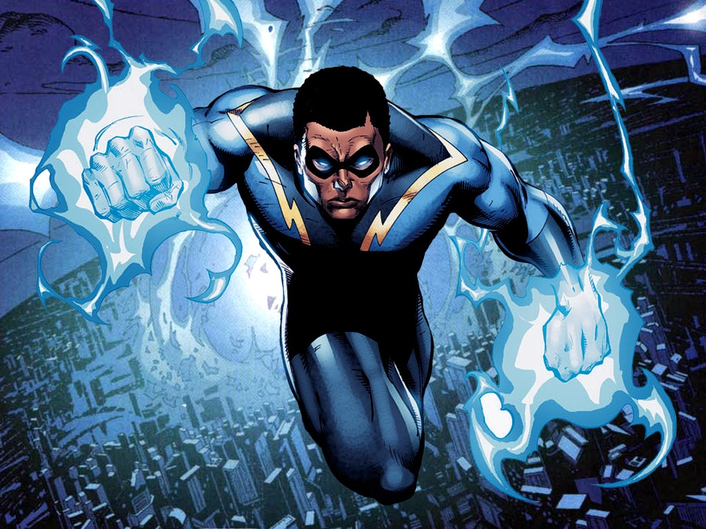 What to Know About the Next DC TV Superhero, Black Lightning