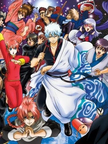 Gintama Anime
