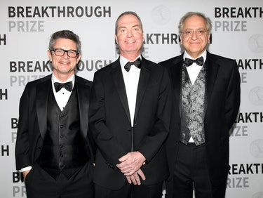 These Three Physicists Won the Breakthrough Prize Red Carpet