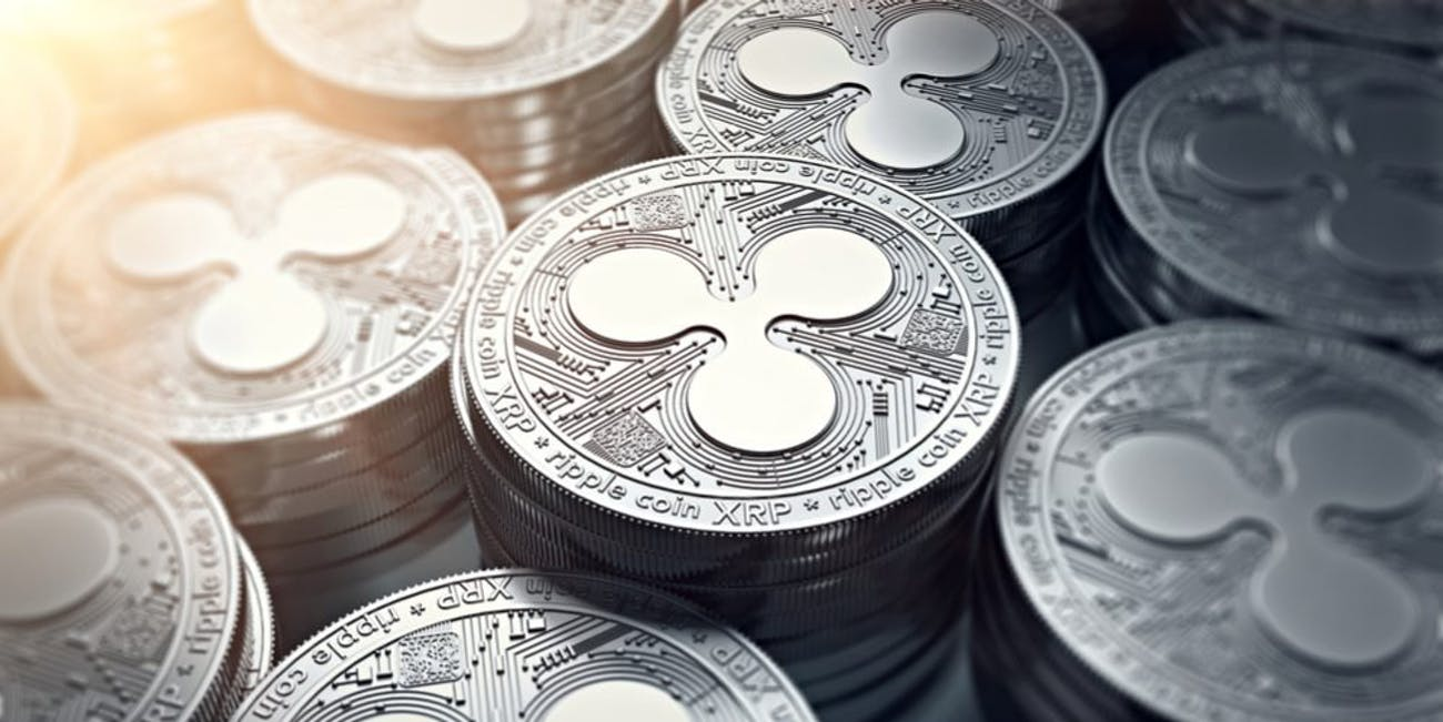 Ripple cryptocurrency tokens