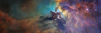 lagoon nebula dope space pic