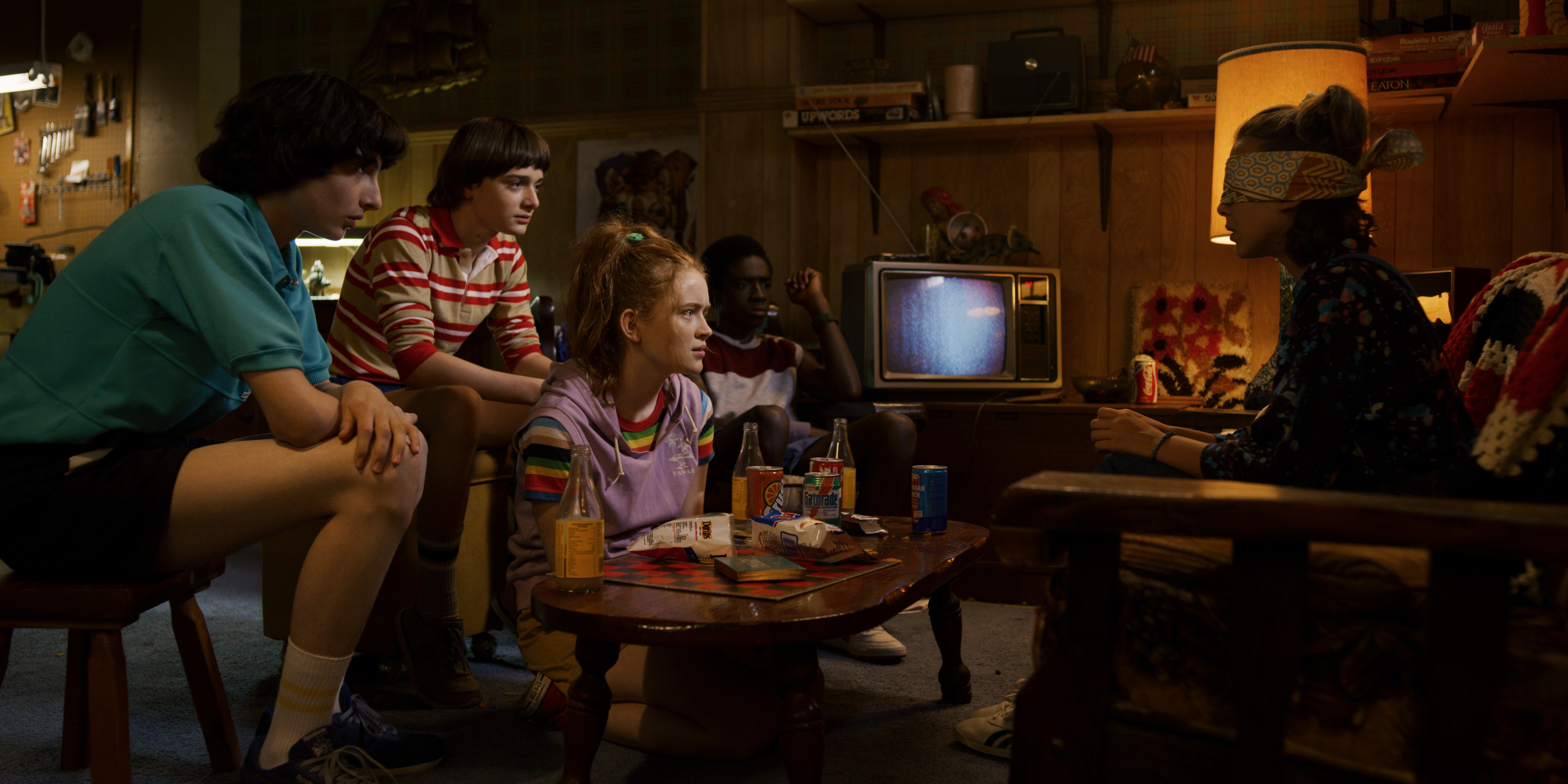 Stranger Things Eleven Nightmare Fanfiction