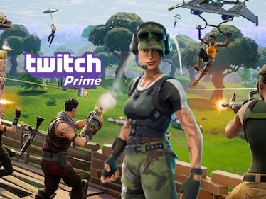 Fortnite Twitch Prime Pack How To Get Free Loot And A New Skin