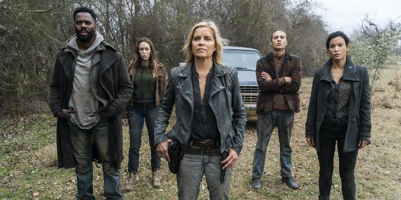 Fear the Walking Dead': Who Are Mel and the Vultures? | Inverse