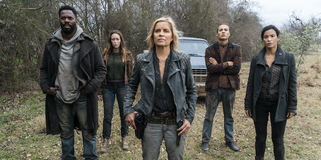 Fear the Walking Dead Season 4 return