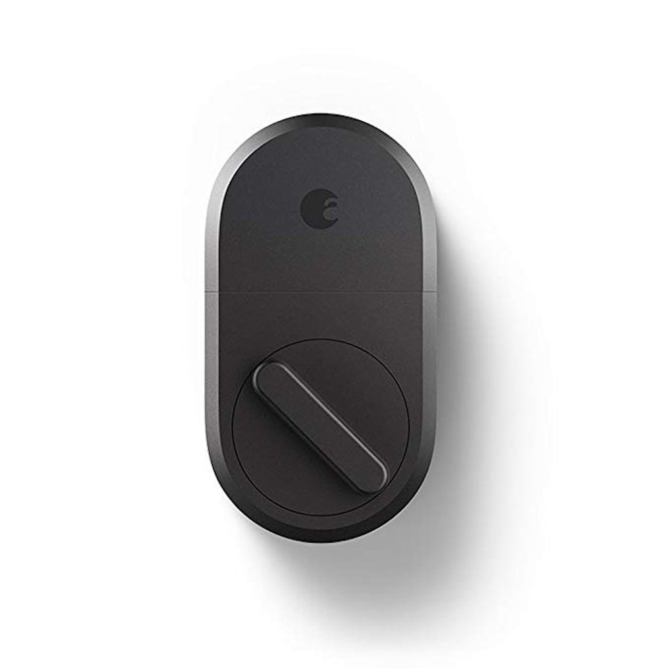 August Smart Lock WiFi Security