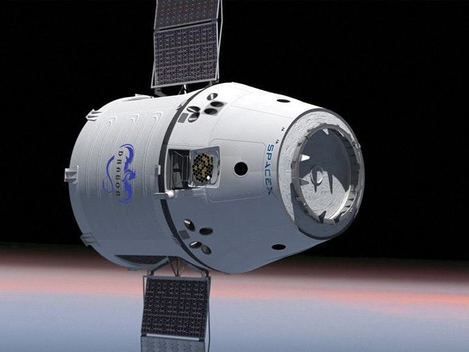 SpaceX Preps Another Dragon Mission From Florida