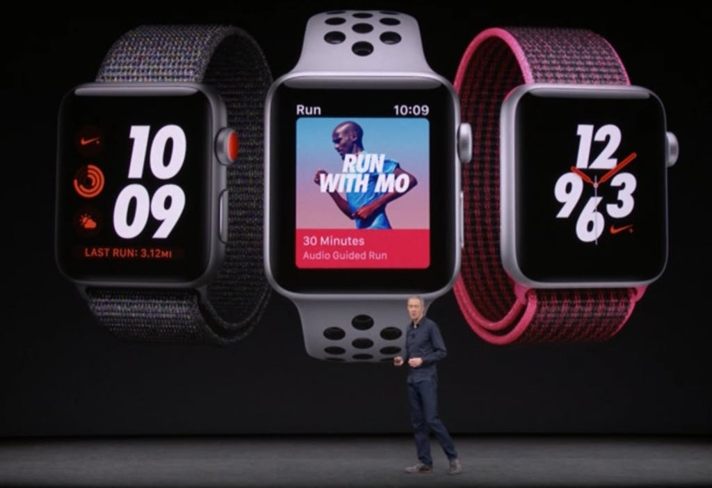 Apple's Biggest AppleWatch Advances Revolve Around Fitness ...
