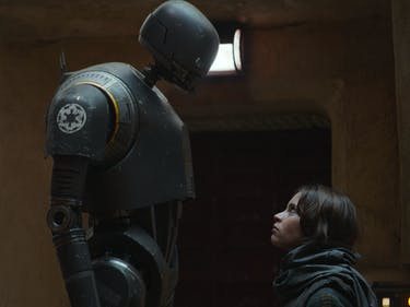 The Droid in the 'Rogue One' Trailer Is a Liar