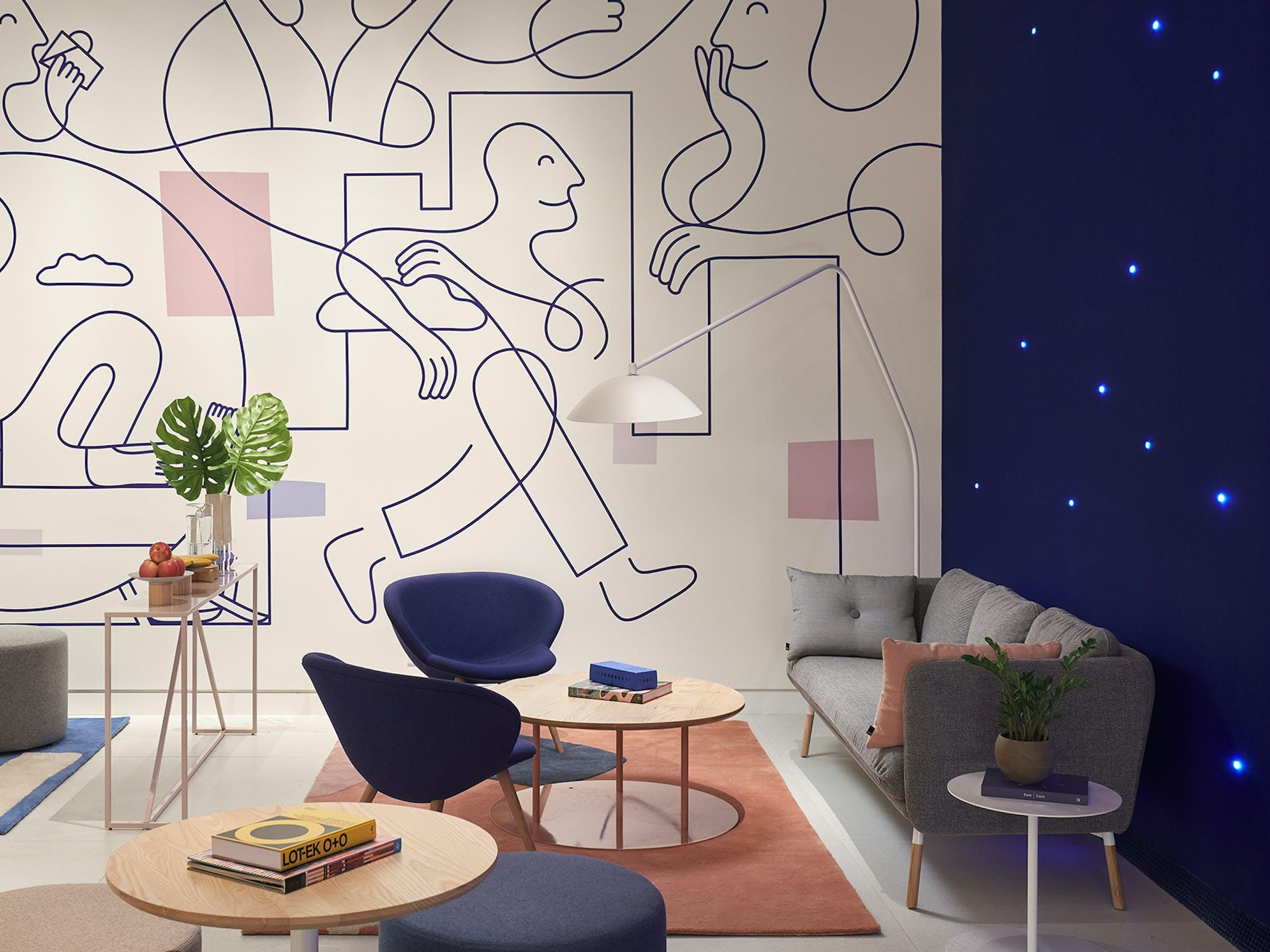 casper dreamery lounge