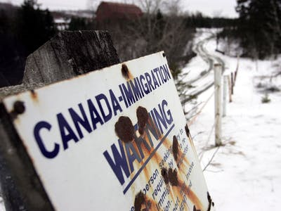 Americans Are Literally Crashing Canada's Immigration Website