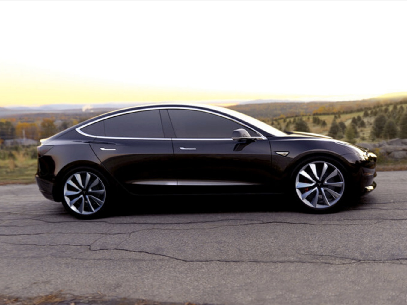 "The Tesla Model 3 is ""On Track' to Start Production in July"