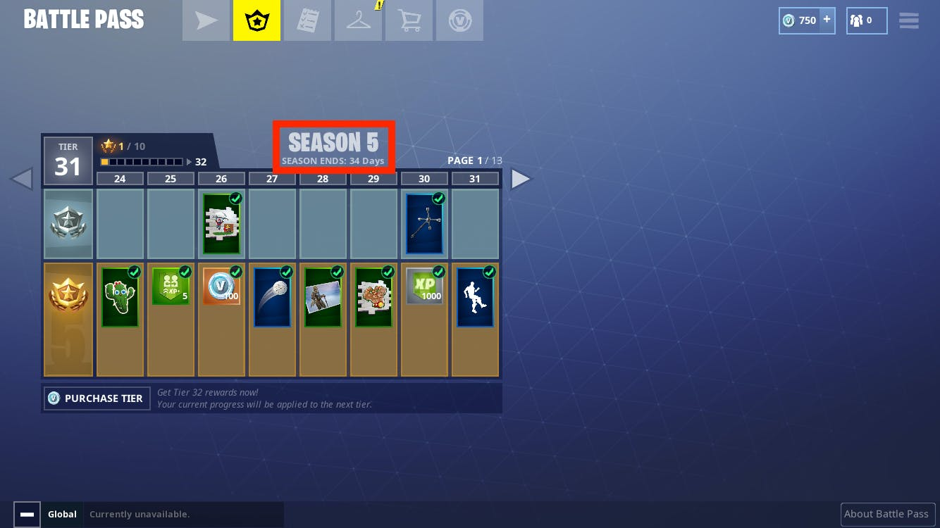 Fortnite Season 6 Start Time Themes And Events For The Epic