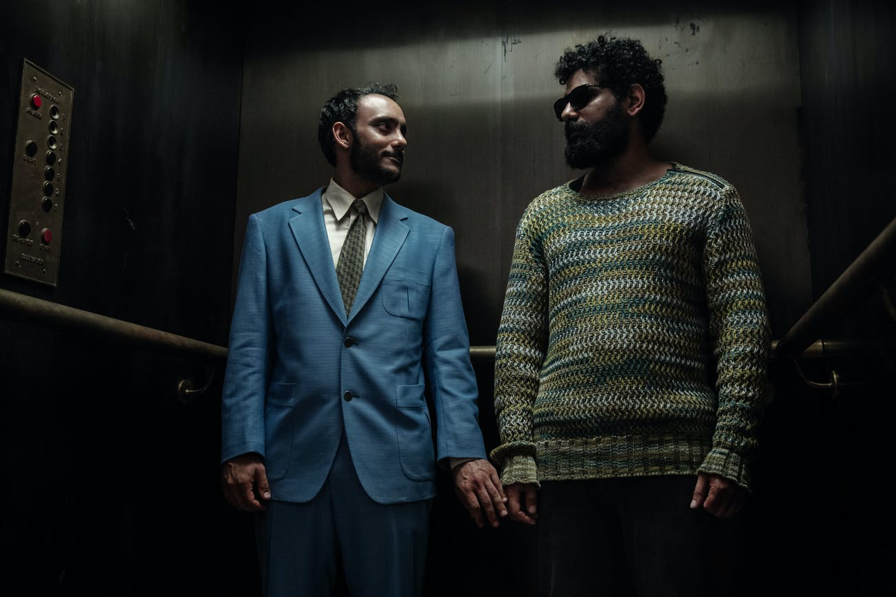 """The Jinn or Ifrit in 'American Gods' Episode 3,  """"Head Full of Snow"""""""