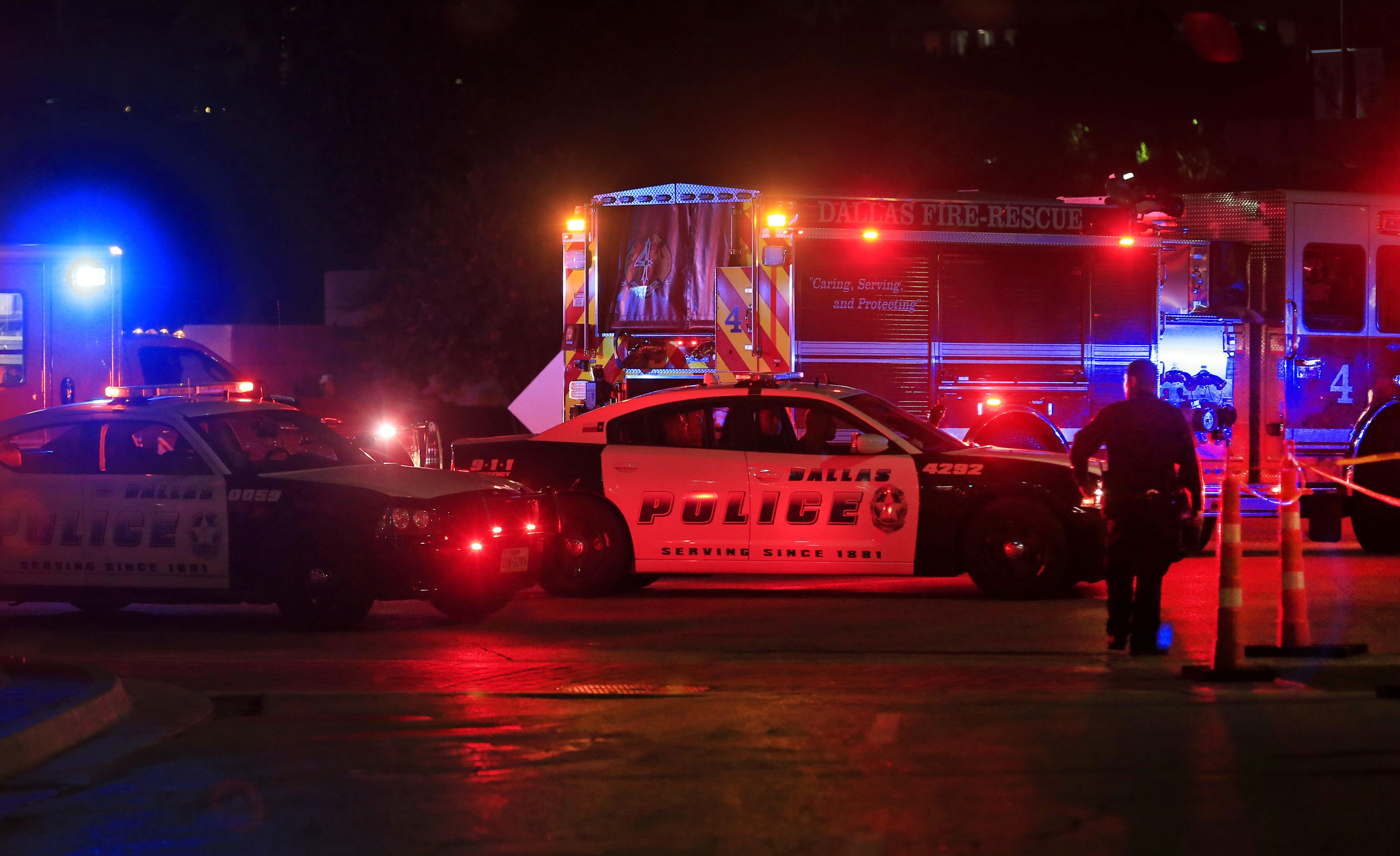 Dallas killings: Gunman named as army veteran Micah Xavier Johnson
