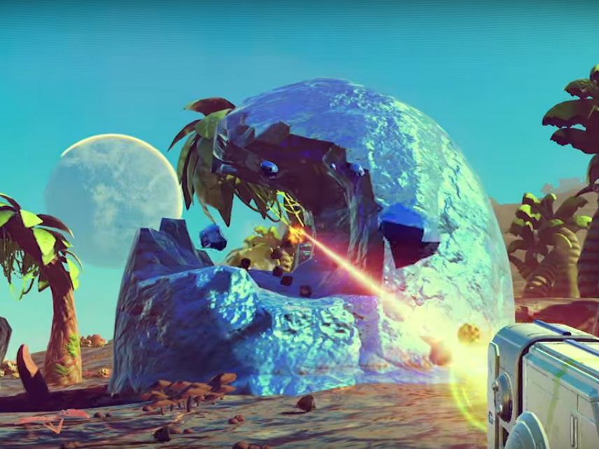 The 7 Most Embarrassing Ways to Die in 'No Man's Sky'