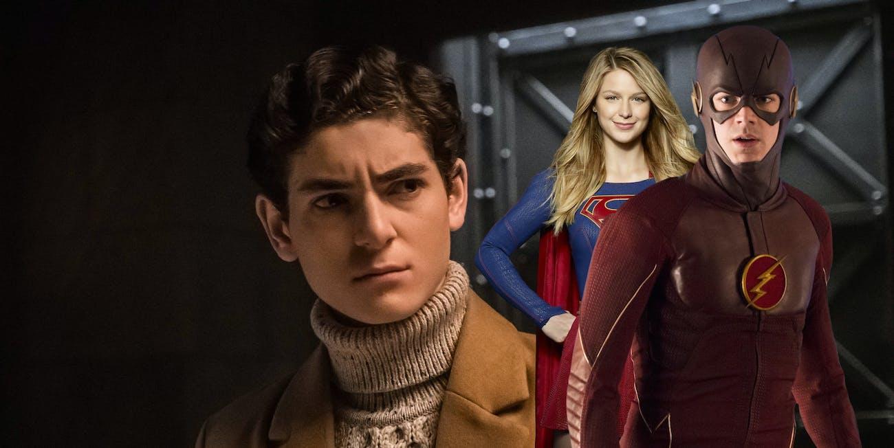 Gotham Arrow The Flash