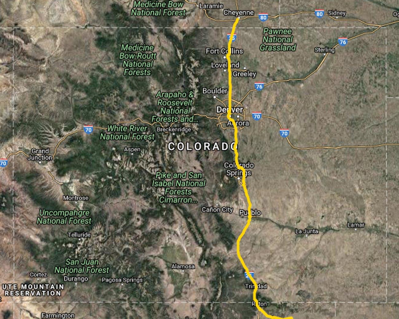 Rocky Mountain Hyperloop