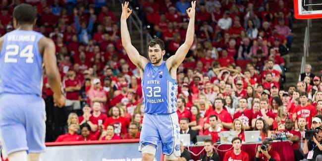 NCAA basketball UNC