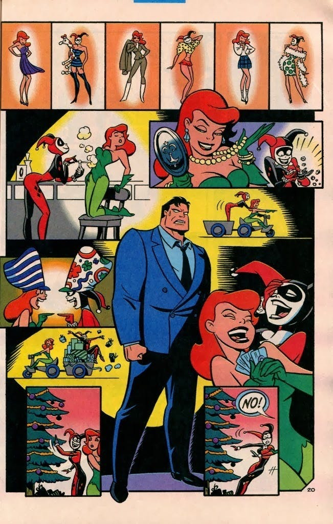 Batman Adventures Holiday Special